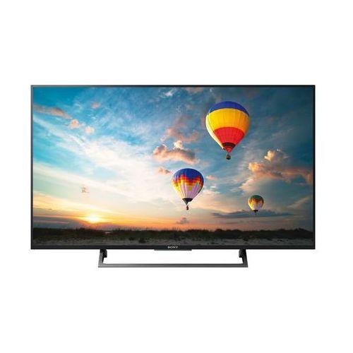 TV LED Sony KDL-49XE8005. Najniższe ceny, najlepsze promocje w sklepach, opinie.