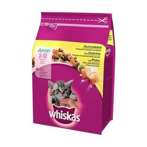 Whiskas Junior - Kurczak 14 kg.