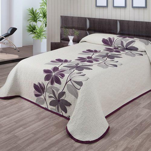 Forbyt Narzuta na łóżko Azura fioletowy
