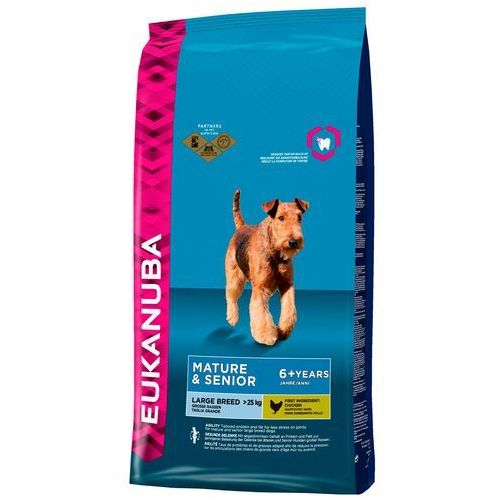 EUKANUBA Mature & Senior Large Breed 15kg (5000174621167)