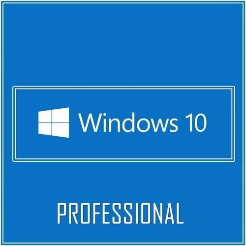 WINDOWS 10 PROFESSIONAL PL/Nowy klucz M/Szybka wysyłka/F-VAT 23% (0885370938821)
