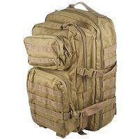 plecak taktyczny Mil-Tec Assault 36L duży COYOTE (14002205)