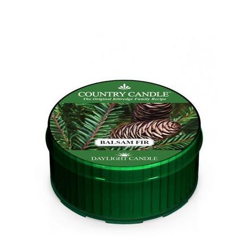 Country candle świeca zapachowa 35g balsam fir marki Kringle candle