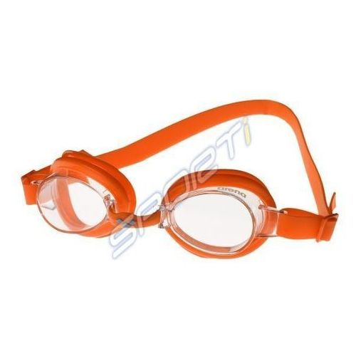 Okulary bubble jr iii orange marki Arena