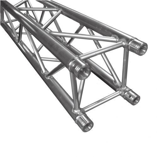 dt 34/3-050 straight element konstrukcji aluminiowej 50cm grubość ścianki 3mm marki Duratruss
