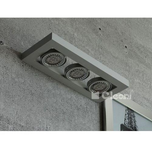 kinkiet VITERBO A4Kd LED111, CLEONI T079A4Kd+