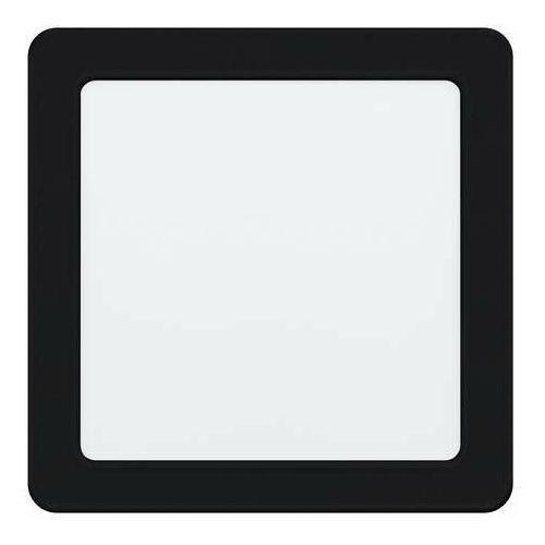 Eglo Fueva 5 99188 plafon lampa sufitowa 1x10.5W LED czarny (9002759991883)