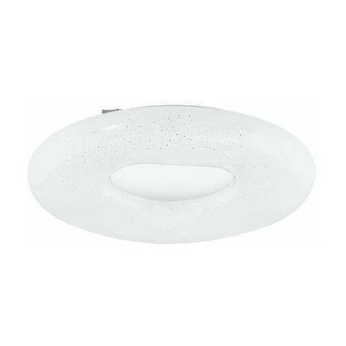 Eglo zamudilo 99342 plafon lampa sufitowa 1x24w led biały/srebrny (9002759993429)