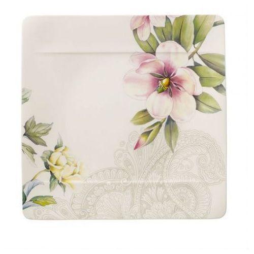 Villeroy & Boch - Quinsai Garden Płaski kwadratowy talerz