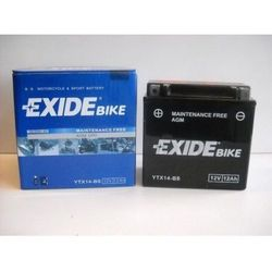 Exide Akumulator bike agm ytx14-bs
