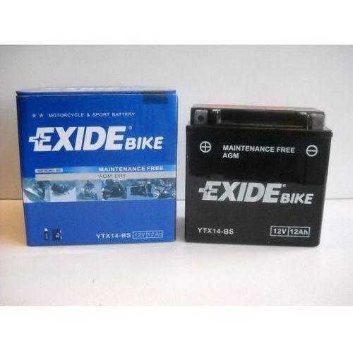 Akumulator bike agm ytx14-bs marki Exide