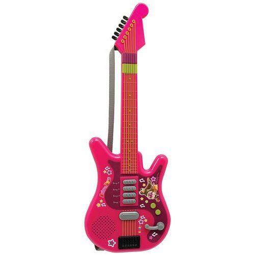 Masza i Niedźwiedź Gitara elektroniczna