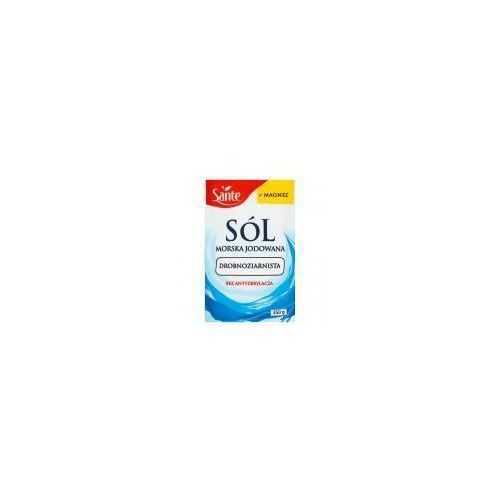 Sante Sól morska drobnoziarnista 350 g