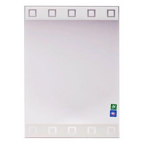 Lustro łazienkowe bez oświetlenia S N6BI 50 x 35 cm DUBIEL VITRUM, Dubiel Vitrum_5115308