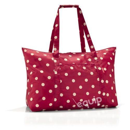 Reisenthel Torba travelbag - ruby dots