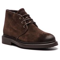 Trzewiki - 808 25026102 300 dark brown 790 marki Marc o'polo