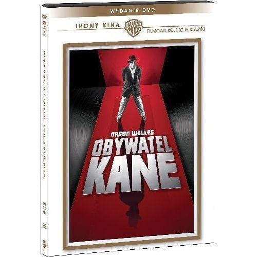Obywatel Kane (DVD) - Orson Welles