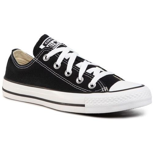 Converse Trampki - all star ox m9166c black