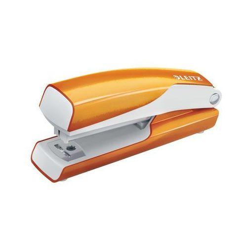 Zszywacz mini wow 5528-44 pomarańczowy marki Leitz