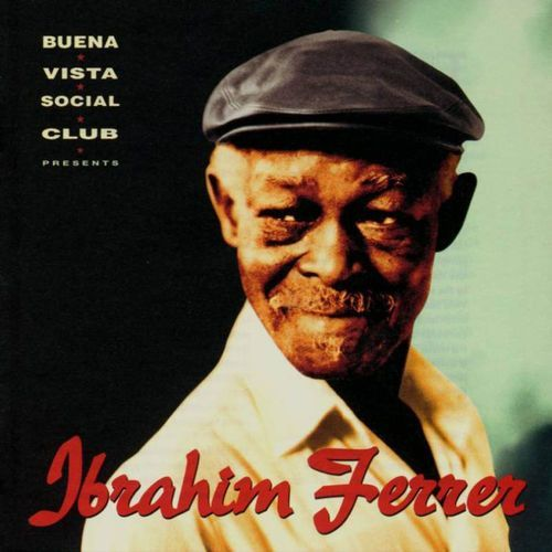 Buena Vista Social Club Presents: Ibrahim Ferrer (Limited Edition) (Winyl) - Ibrahim Ferrer