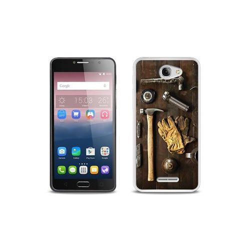 Foto Case - Alcatel POP 4S - etui na telefon Foto Case - narzędzia