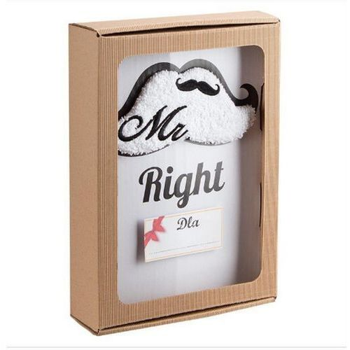 Ręcznik Mr. Right. Najniższe ceny, najlepsze promocje w sklepach, opinie.