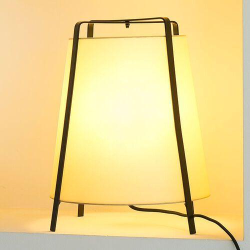 Faro Akane Lampa stołowa Czarny, 1-punktowy - Design - Obszar wewnętrzny - Akane - Czas dostawy: od 2-3 tygodni