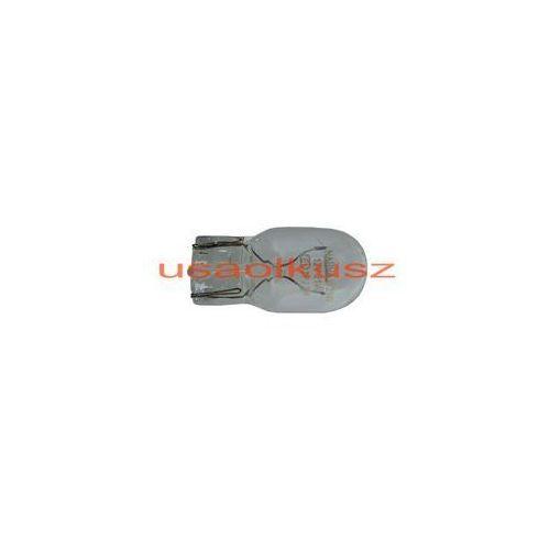 OKAZJA - Żarówka biała całoszklana jednowłóknowa W21 W3x16d WY21W