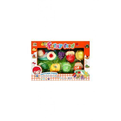 Kuchnia- zestaw owoce i warzywa 3Y31BA (5902012783054)