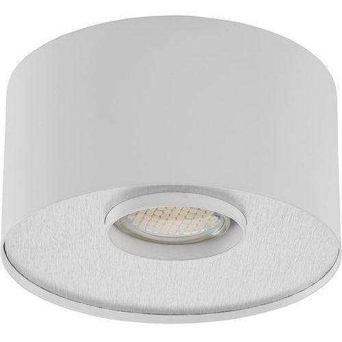 Oprawa wpuszczana Net 1 Koło Biały Alu aluminium GU10 x, 32584