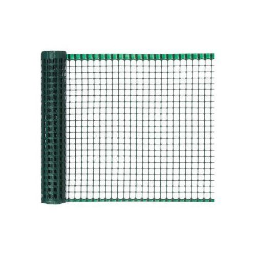 Nortene Siatka plastikowa 0.5 x 5 m zielona maxisquare