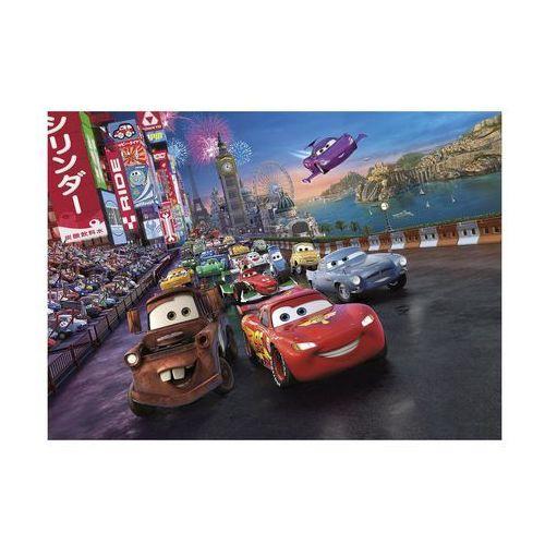 Komar Fototapeta cars race 254 x 184 cm