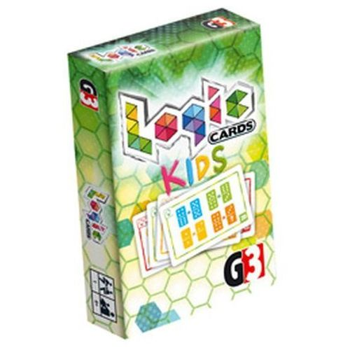 logic cards kids marki G3