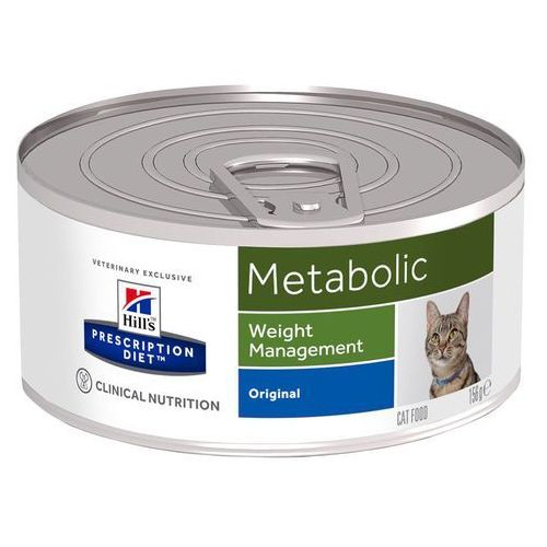 Hills Prescription Diet Feline Metabolic - 12 x 156 g