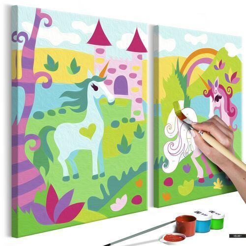 Bimago Selsey zestaw do malowania bajkowe jednorożce (5903025188232)