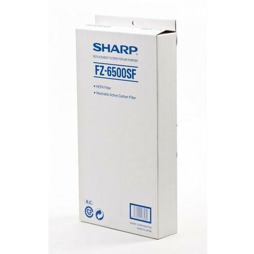 FZ-6500SF Sharp, Zestaw filtrów HEPA + węglowy do modelu KC-6500E, FZ6500SF