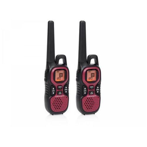 krótkofalówki rc-6412 walkie talkie marki Topcom
