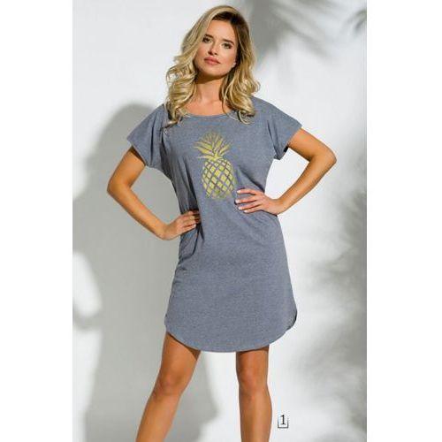 Koszula nocna model pia 2156 ss/18 k1 grey marki Taro