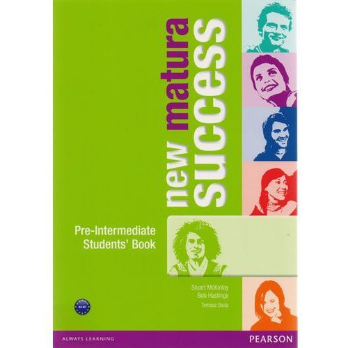 New Matura Success Pre-Intermediate Students Book (144 str.)