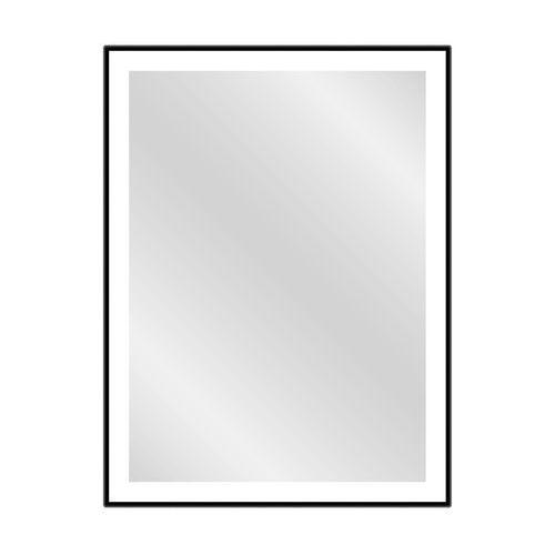 Lustro łazienkowe z oświetleniem wbudowanym LOGAN 60 x 80 DUBIEL VITRUM