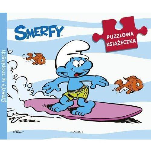 Egmont Smerfy w tropikach (9788328106086)