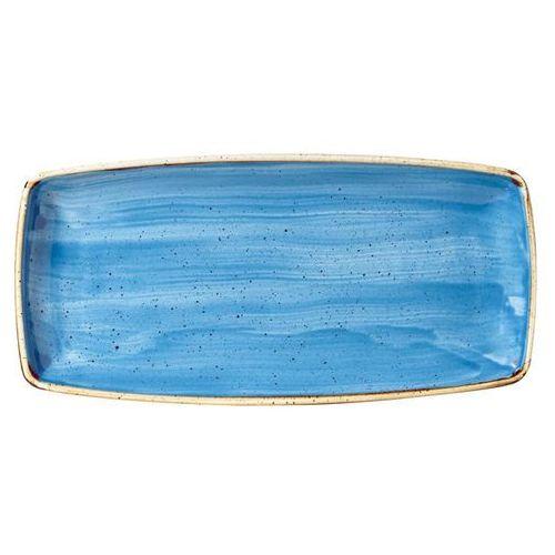 Churchill Półmisek prostokątny 295 x 150 mm, niebieski | , stonecast cornflower blue