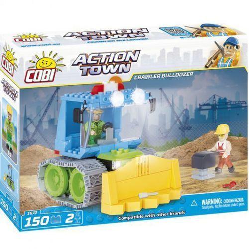 Cobi Klocki Action Town Konstrukcja 150 elementów