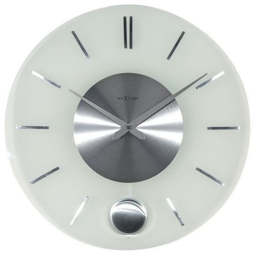 NeXtime - Zegar ścienny Stripe Pendulum