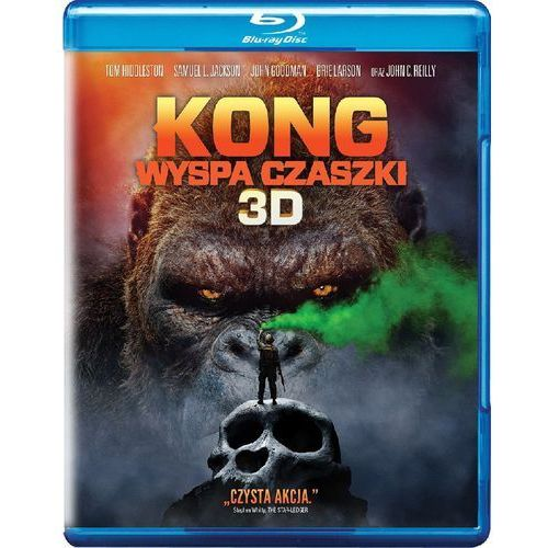 Kong: Wyspa Czaszki (Blu-ray) - Jordan Vogt-Roberts (7321999346379)