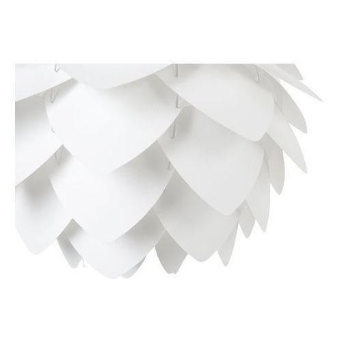 Beliani Komplet lamp sufitowych wraz z oprawą 3szt - białe - andelle mini (4260580930562)