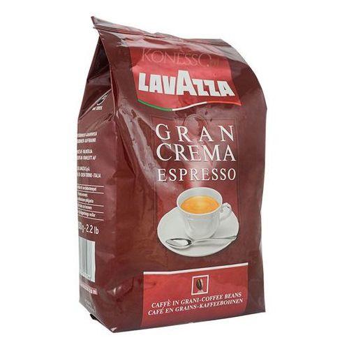 Kawa ziarnista Lavazza Gran Crema Espresso 1000g. Tanie oferty ze sklepów i opinie.