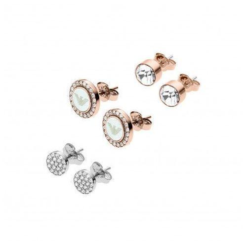 Kolczyki Emporio Armani EGS2456221 Oryginalna biżuteria EA