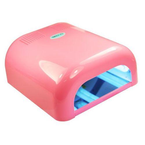 Neonail Profesjonalna lampa uv - różowa 36 w (5903274006738)