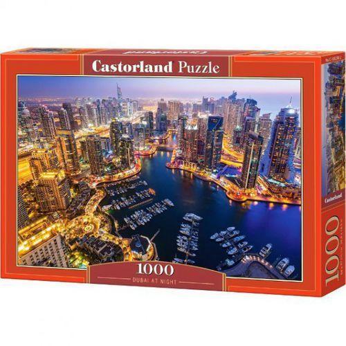 Puzzle 1000 Dubai at Night CASTOR (5904438103256)